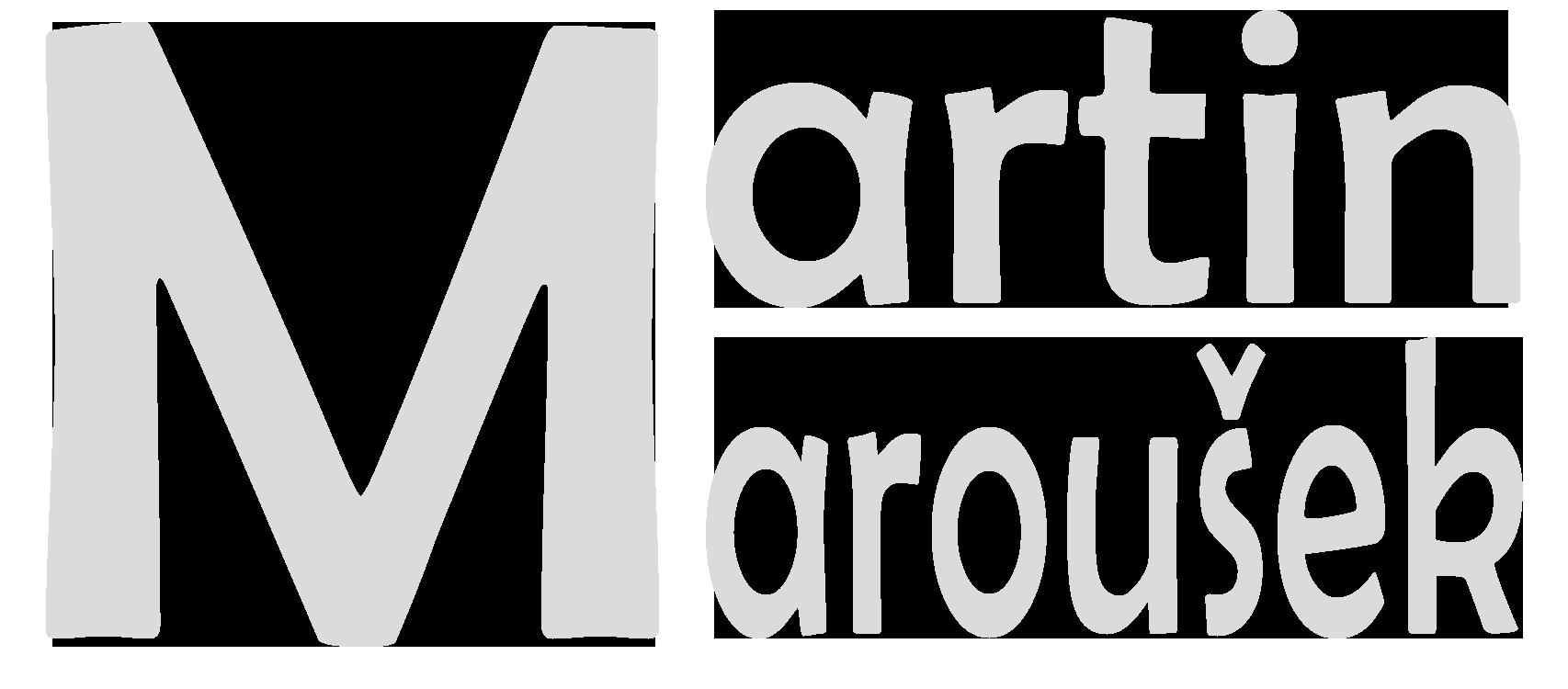Martin Maroušek